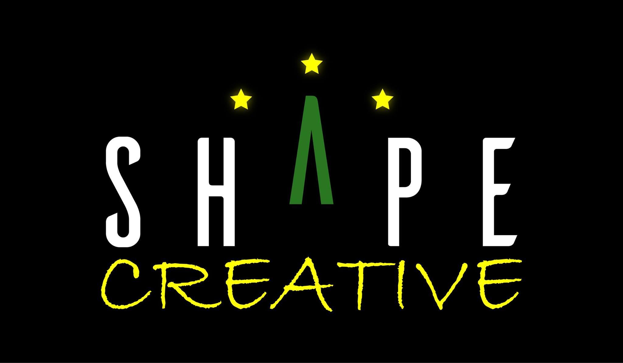 Shape Creative Christmas style LOGO